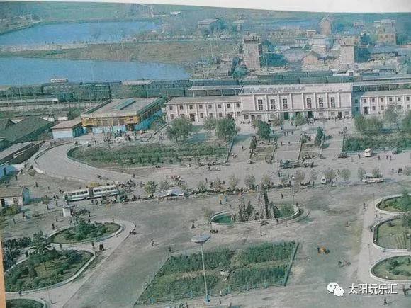 当年的南阳火车站图片
