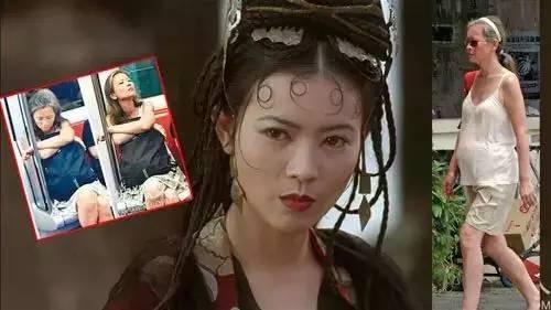 而在经典的《逃学威龙》系列中除了朱茵,小编也很喜欢梅艳芳和张敏.图片