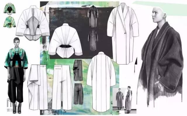 《服装艺术留学作品集优化与指导》课程图片