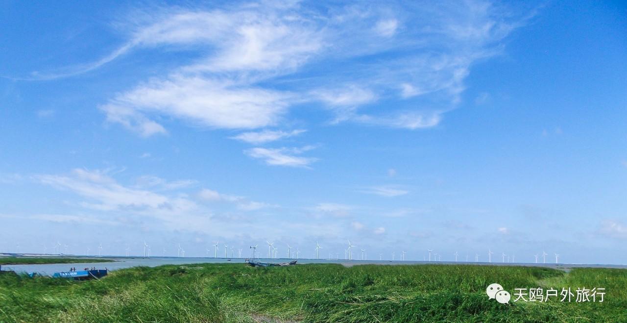 夏天到南通可体验如东长沙海滩和启东圆陀角海滩