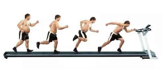 运动减肥很慢图片