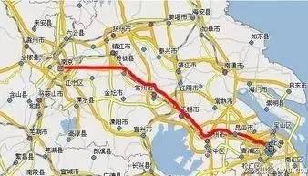 京太高铁规划2017路线图片 京太高铁规划2017路线图片大全 社会热点