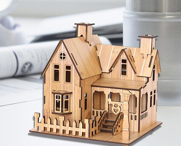 激光应用——建筑模型行业