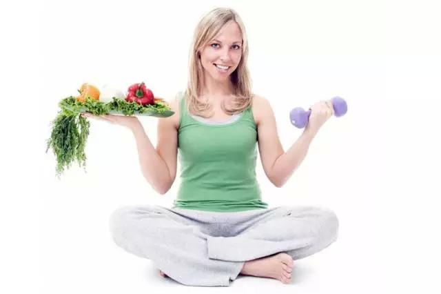 运动减肥是先胖后瘦吗图片