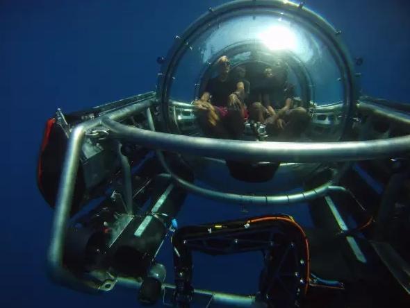 来了!海底观光器下水,处女星驻沪启深度日本游!