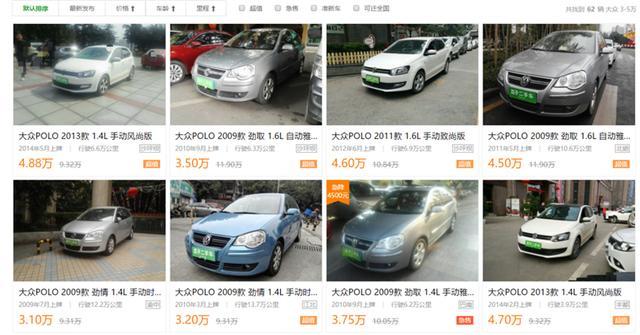 新车贵,最适合购买的低价二手车是哪几款? - 周磊 - 周磊