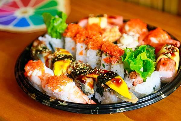 开寿司店多少钱?万元直接开店