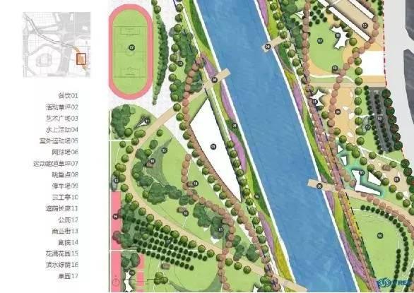 网球场平面图怎么画