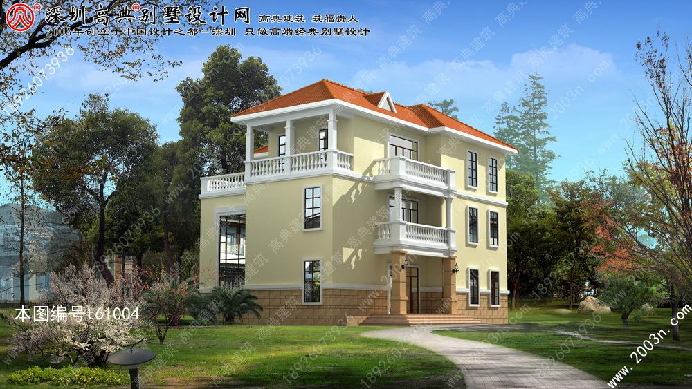 三层欧式别墅设计图纸首层200平方米图片