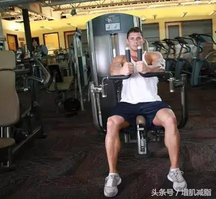 【组图】新手健身,胸肌应该如何锻炼?,每天练