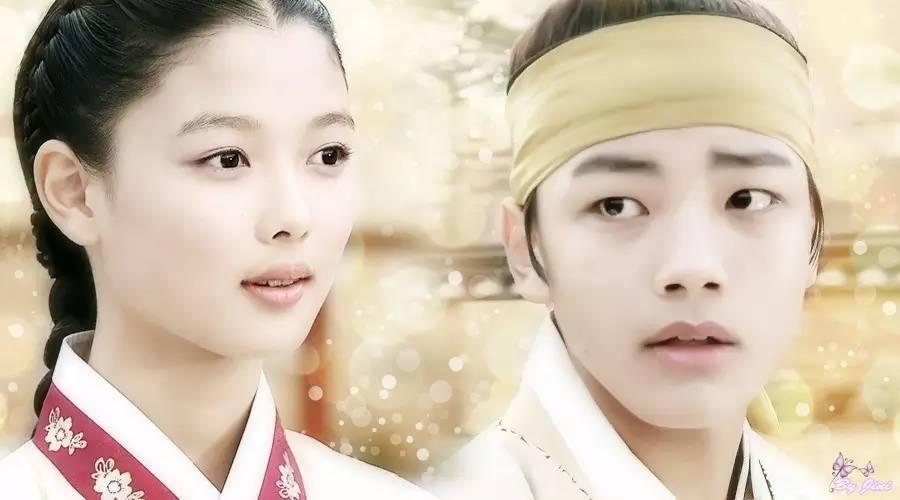 ,韩剧经典之 拥抱太阳的月亮