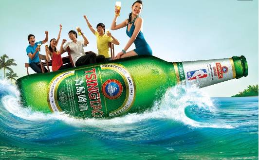 青岛啤酒-to the 星光欢乐迪