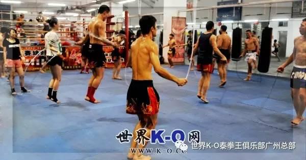 K-O泰拳训练战报系列之八百七十七 :点滴积累,青出于蓝胜于蓝