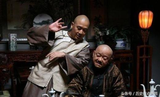 纪晓岚与乾隆和珅刘墉的关系图片