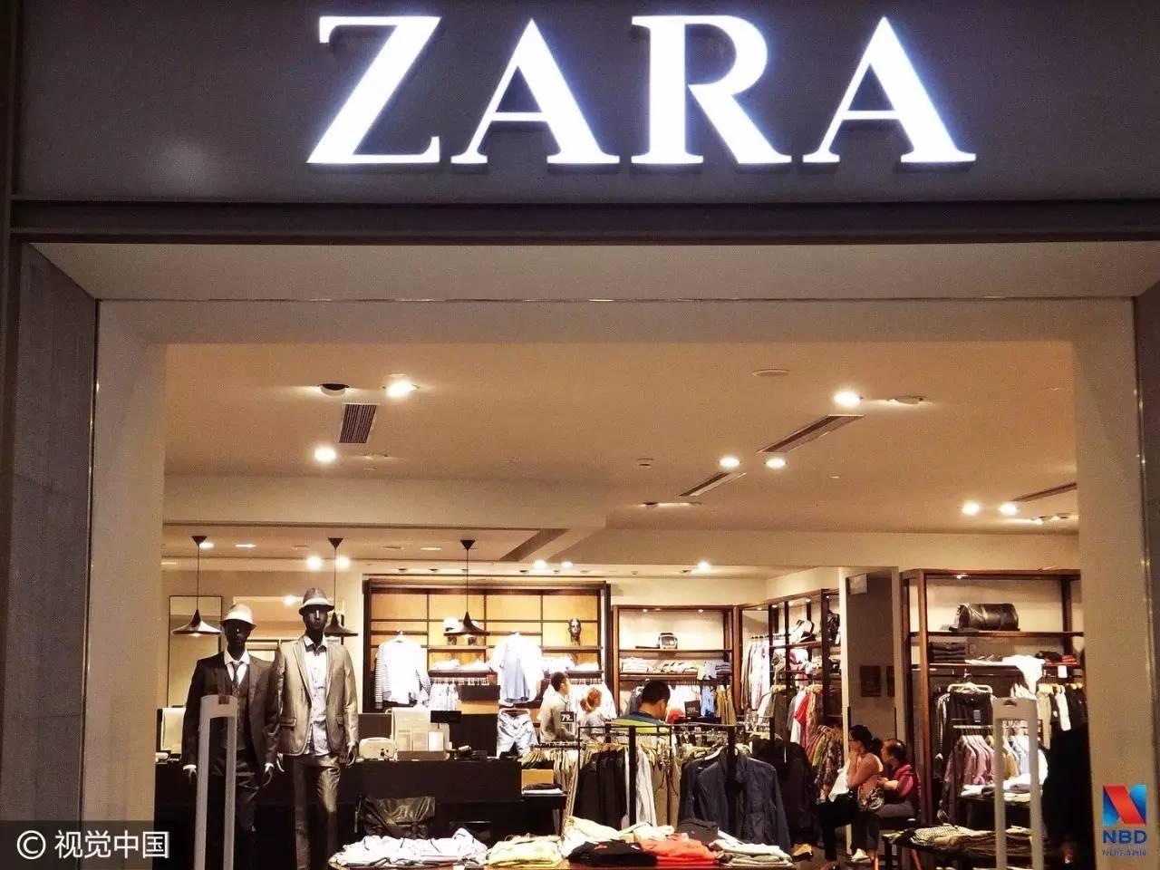 开实体店真的难赚钱?连服装巨头ZARA都在关店了 - star - 金融期货