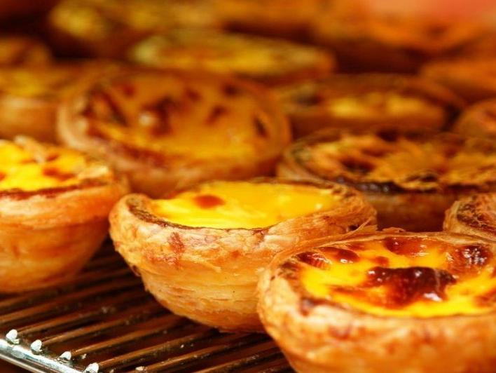 蛋挞的制作方法_蛋挞馅,蛋挞酥皮的制作技术,咬一口,满口酥脆!