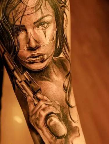 世界纹身派别解读!图片