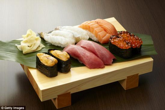 一半的寿司店标错标签 揭秘寿司的真实成本