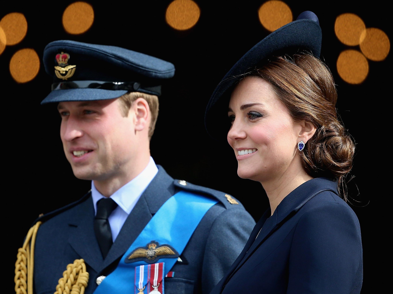 威廉王子与凯特王妃情人节要分开过,原因竟是……