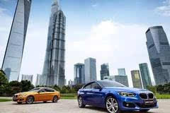 最年轻的宝马全新BMW 1系三厢运动轿车