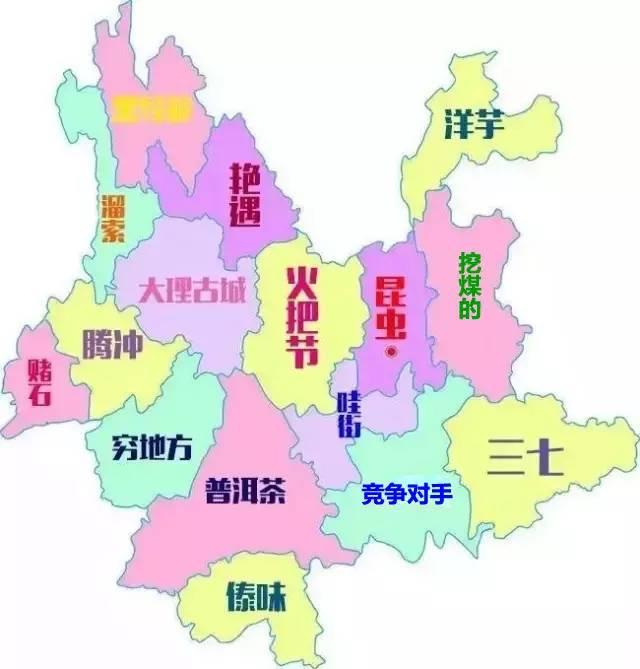 大理市gdp_大理州各市县 大理市人口最多经济最好,云龙县面积最大