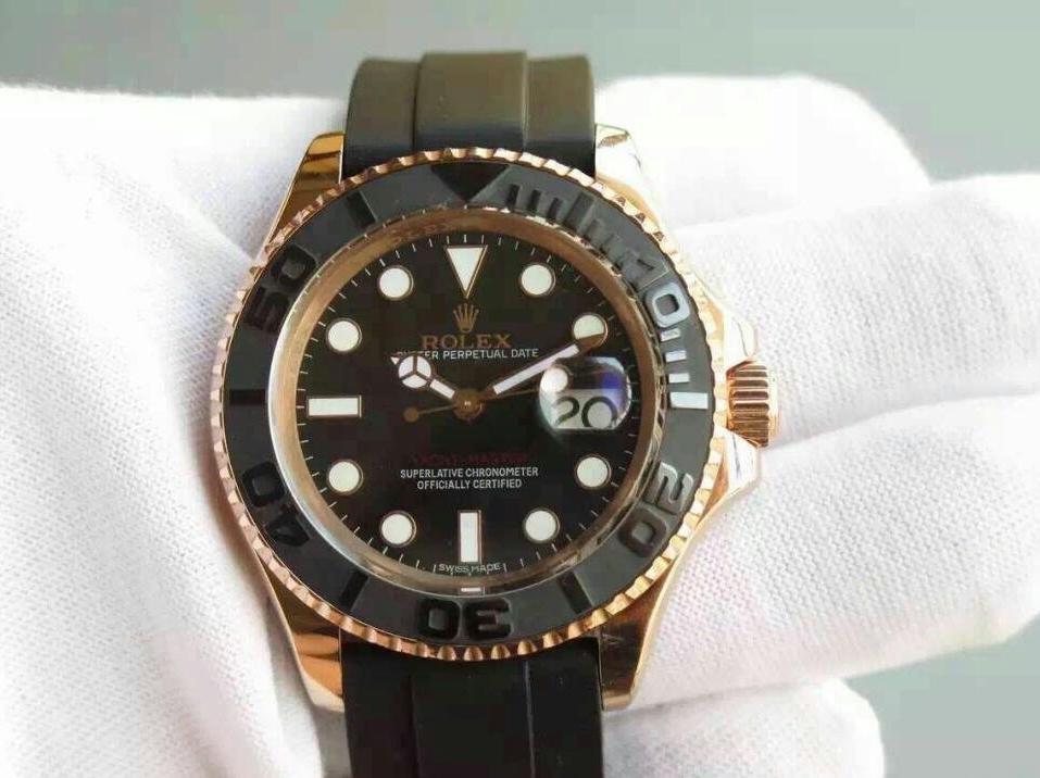 黑盘手表什么好?劳力士黑盘手表推举