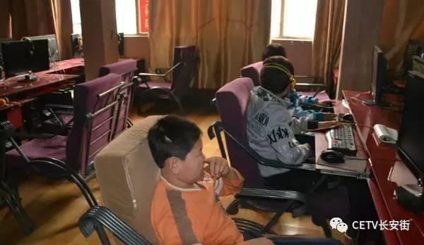 【长安街】网络时代,给孩子一片净土