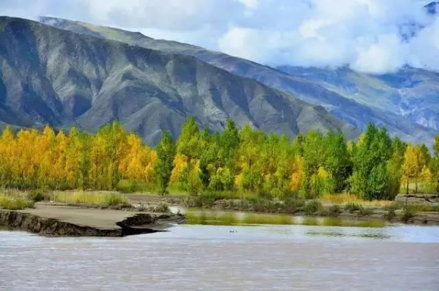 愿能找个美丽的西藏小村,荒度余生