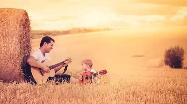 好好做父亲,是男人最有价值的投资!(1)