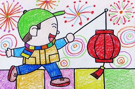 儿童画 450_297