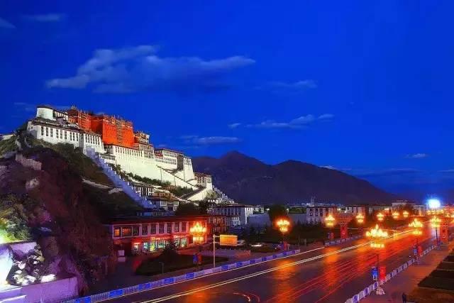 如果你爱我,会不会愿意陪我去一次西藏?