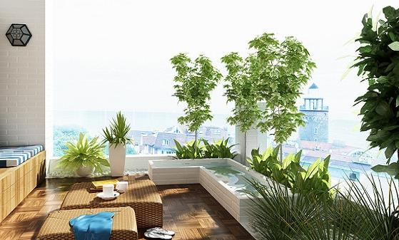 别墅家居的音响风水布置有哪些?南京花园别墅图片