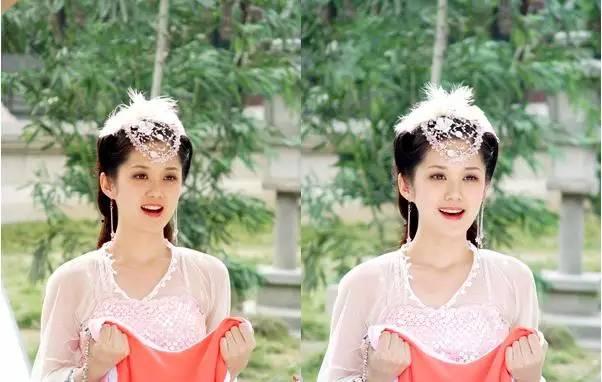 她因《刁蛮公主》爆红,比赵丽颖还可爱,因说错一句话