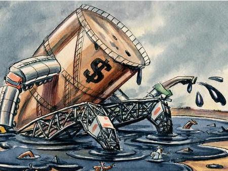 """原油和美元特朗普先对哪个""""出手""""?"""