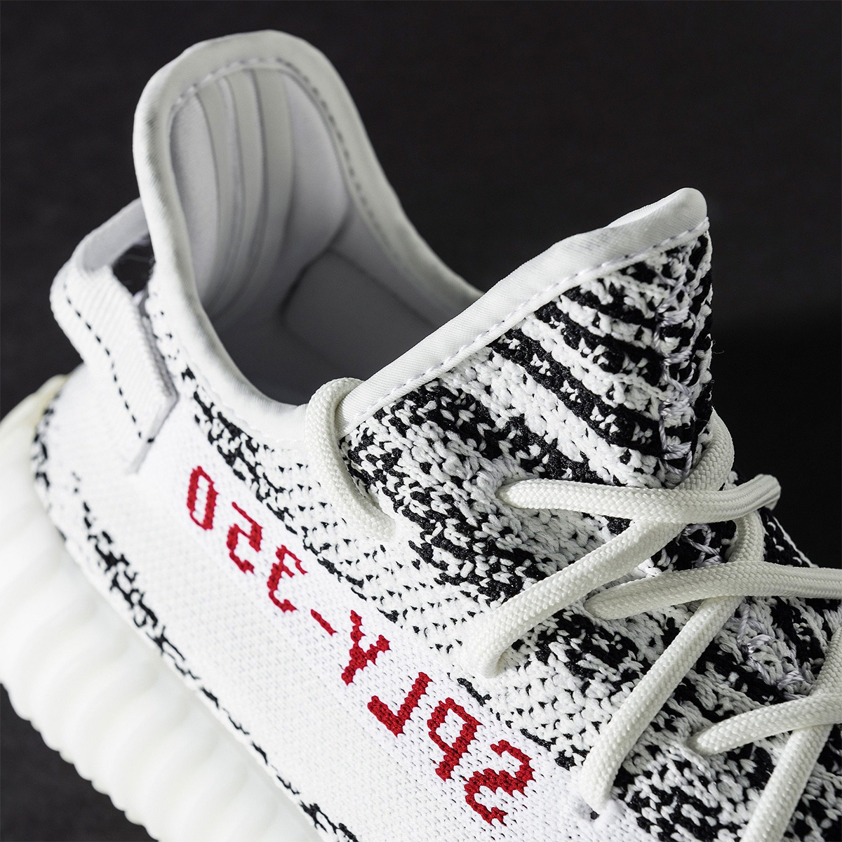 Adidas Yeezy 350 Boost V 2 'Black / White' Online Early Links