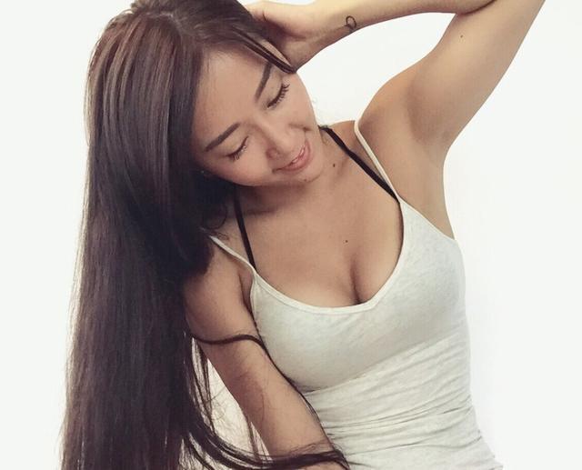 中国第一美臀颜值不逊朱茵张柏芝 身材完爆柳岩章子怡