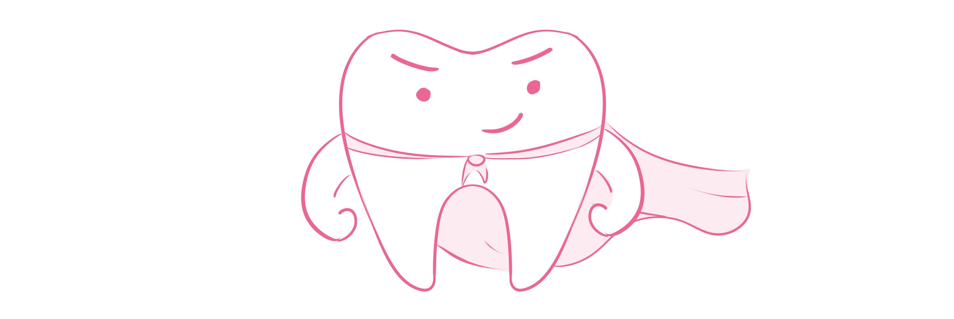 从萌出第一颗牙齿开始,就应该给孩子刷牙,而且要使用含氟牙膏.