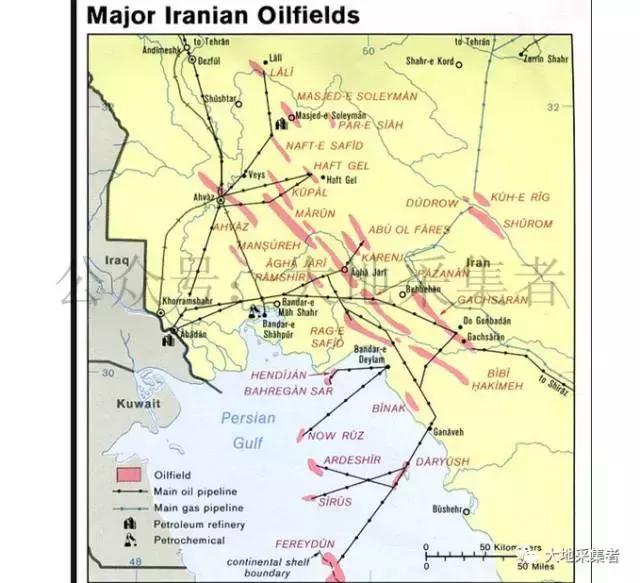 掀开中东石油大国的面纱:伊朗石油工业全指南图片