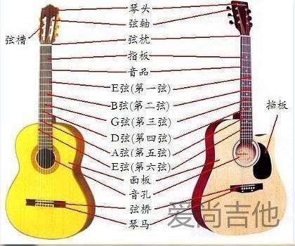 史上最全的木吉他入门教学贴及相关资源