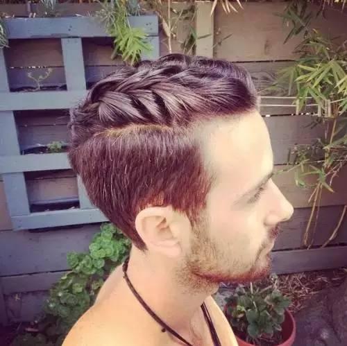 2017年男生发型流行趋势
