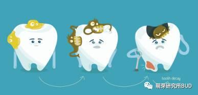 跟先天发育,缺钙和环境影响都有关,而牙釉质侵蚀和蛀牙则是后天问题