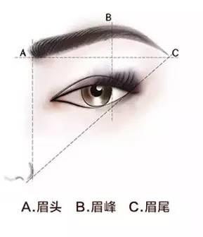 眉型要根据脸型来确定,别再傻画一字眉了!