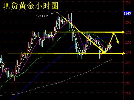 刘樊鑫:2.14原油产量节节攀升,黄金坐等耶伦开口