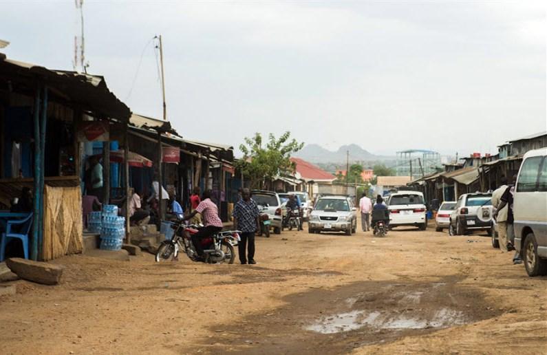 实拍世界上最贫穷的首都 看了之后令人很震惊