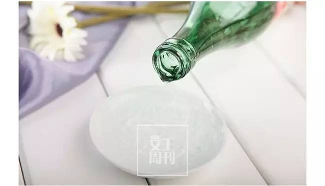 白醋加牙膏祛斑的原理_牙膏的去污妙用