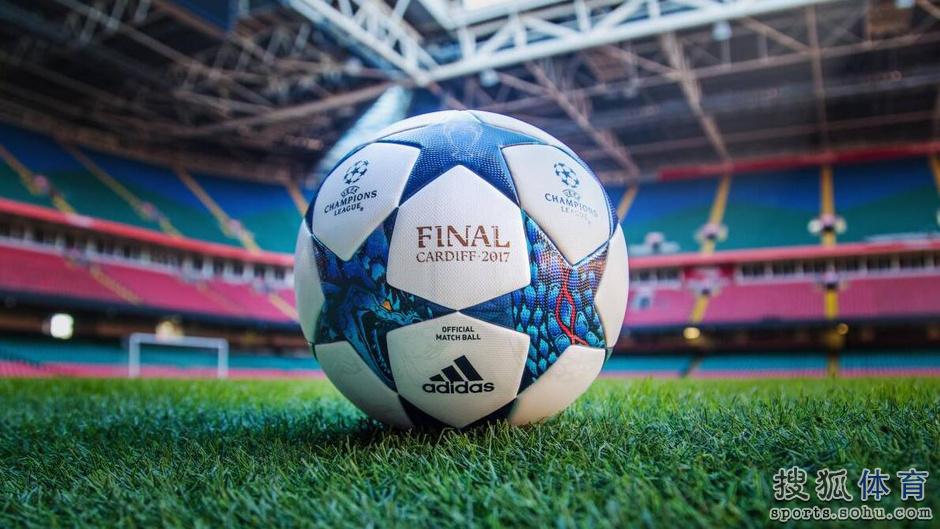 欧冠决赛用球正式发布 威尔士巨龙惊艳呈现(组图)图片