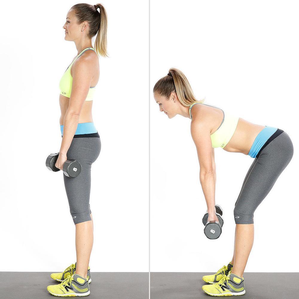 健身教程入门计划男,五个简单动作, 教你快速瘦腿