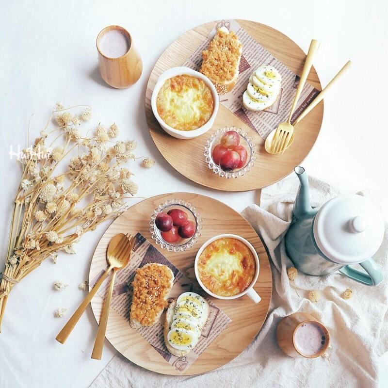情人节最好的情人是365天早餐不重样
