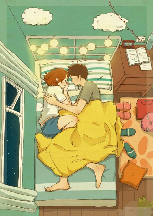 上床接吻黄色片_关于要不要和他上床