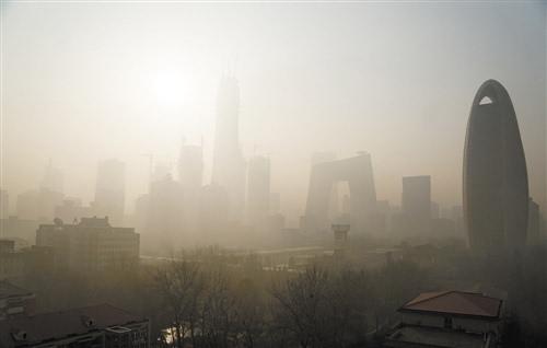 """环保部长带队督查6省市空气质量 """"大气十条""""第一阶段考核临近"""